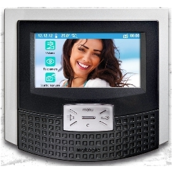 ML2262C Hands-free colour video intercom myLogic