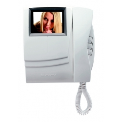 KM8100CWDG  COMPACT colour video intercom