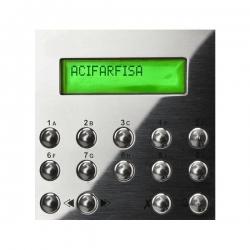 TD2100MA Digital button panel