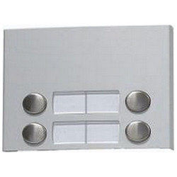 MD224 Four buttons Mody module in two rows