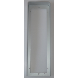 PL83 Hood cover with flush mounting farme PL73