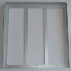 MD812 Hood cover in three rows MODY