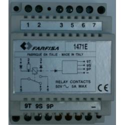 1471E Relay unit