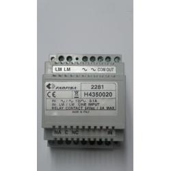 2281 Programmable actuator