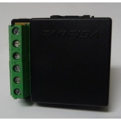 CV03 Video signal converter from twisted pair to coax