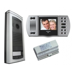 EH9262AGCT Kolorowy zestaw videodomofonowy