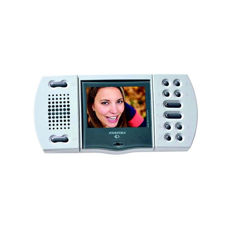 EH9161CW Colour video intercom ECHOS