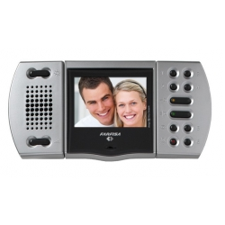 EH9160CT Video intercom with six buttons