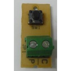 EX301 Additional button for intercom EX320 or EX321