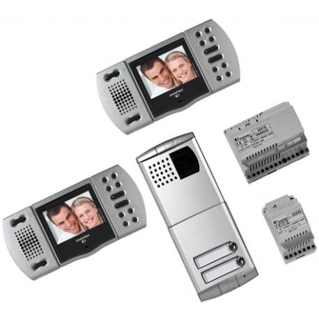 EH9262PLCT/2 Colour video intercom kit