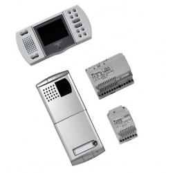 EH9262PLCW Colour video intercom kit