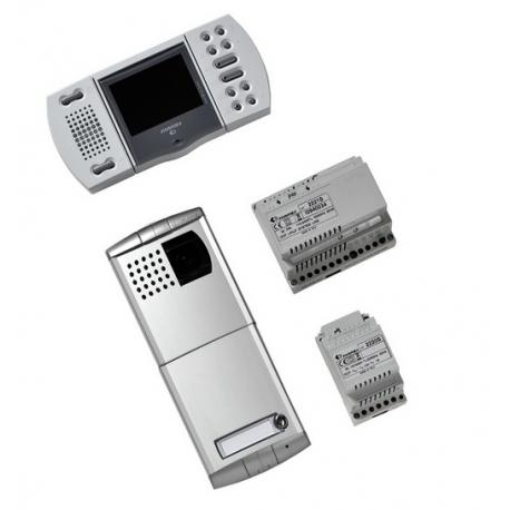 EH9262PLCW/2 Colour video kit