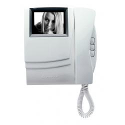 "KM8100W B/w video intercom with 4"" screen"