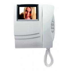 KM8111CW Colour video intercom COMPACT