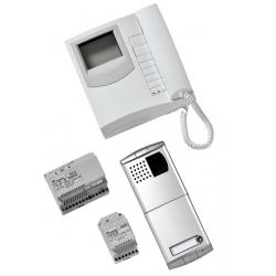EX3262PLC Colour video intercom kit