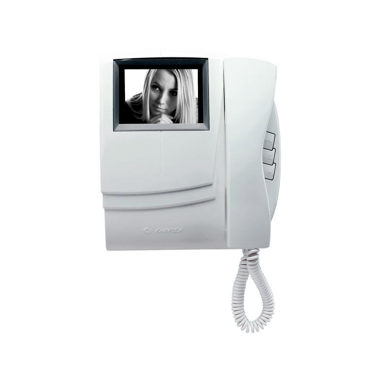 KM8111W B/w COMPACT video intercom