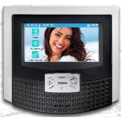 ML2062PLC Kolorowy zestaw videodomofonowy