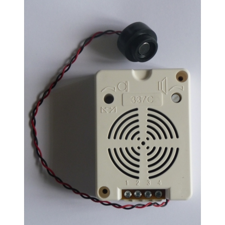 337C Door speaker module for RP panels