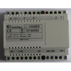 1443ED Intercommunication module