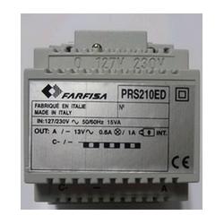 PRS210ED Zasilacz  z elektronicznym wywoła systemu 1+1
