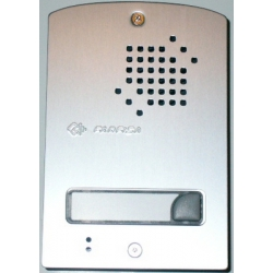 UP11D Door station with one button