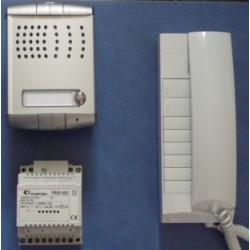 1PEXD Audio kit PROFILO-EXHITO for 1+1 installation
