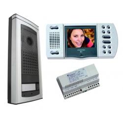 EH9161AGCW Colour video kit Echos - Agora