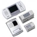 EH9161PLCW Colour video intercom kit Echos - Profilo