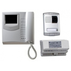 EX3161PLCColour video intercom kit Exhito - Profilo
