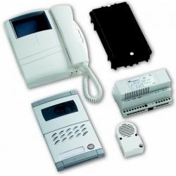 KM8111MDW Zestaw videodomofonowy bez kabla koncentrycznego