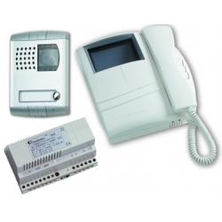 KM8111PLW B/w video kit Compact - Profilo