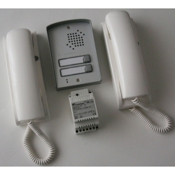 2UPSD Intercom kit for two families