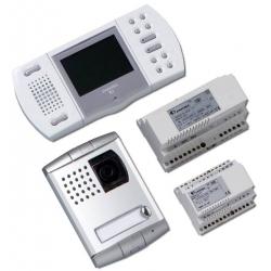 EH9160PLCW Kolorowy zestaw wideodomofonowy Echos - Profilo