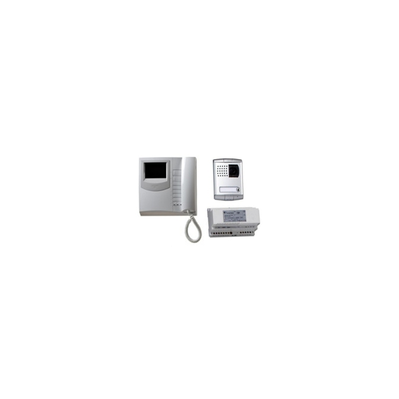 EX3160PL B/w video intercom kit Echos - Profilo