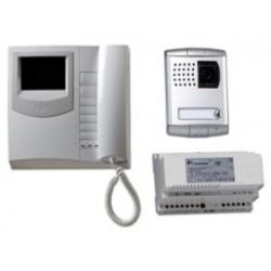 EX3160PLC Colour video intercom kit Echos - Profilo