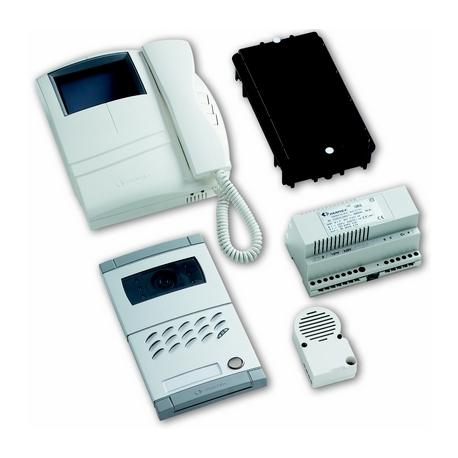 KM8100MDW B/w video intercom kit Compact - Mody