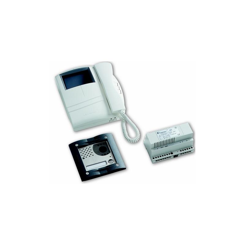 KM8100MXW Anti-vandal b/w video kit Compact - Matrix
