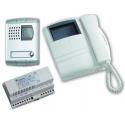 KM8100PLCW Colour video kit Compact - Profilo