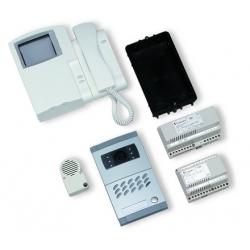 ST7100MDW Black and white video intercom kit Studio - Mody.