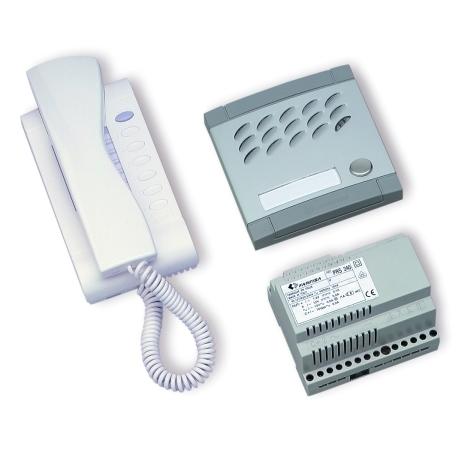 1STW  Zestaw domofonowy dla domu jednorodzinnego