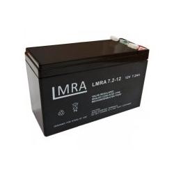 Maintenance-free battery AGM 12V-7,2Ah