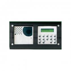 TD4100MA Sample installation of Matrix door station