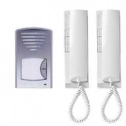 2CK Two-way audio intercom kit
