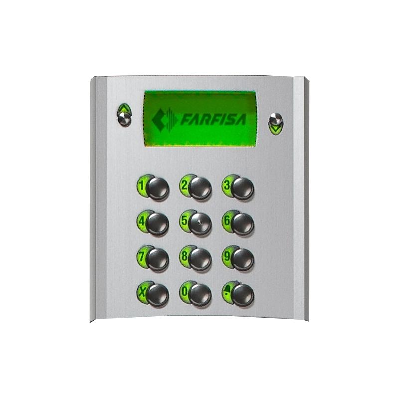 TD6100PL Module avec clavier Profilo pour DF6000