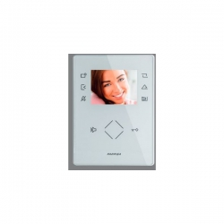 ZH 1262 W Interphone video blanc