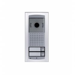 IPV12AGL Plaque de rue avec deux bouttons d'appel